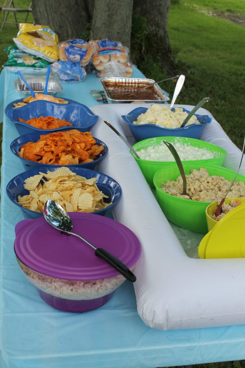 Tips for Hosting an OutdoorParty