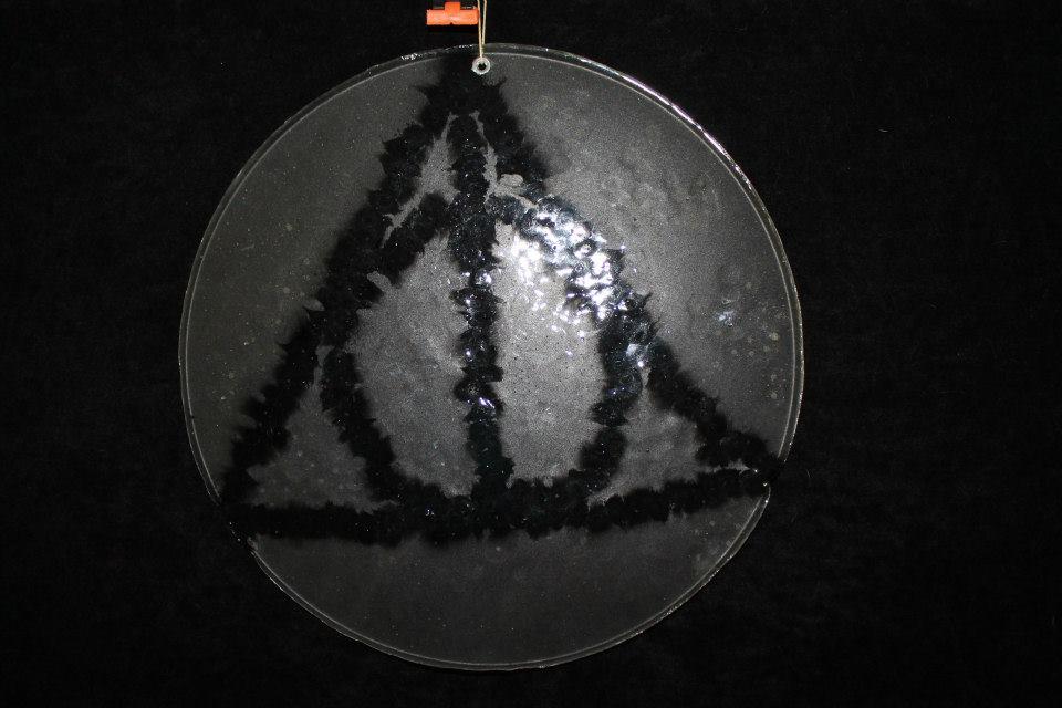 10 Days of Harry Potter: SuncatcherCraft