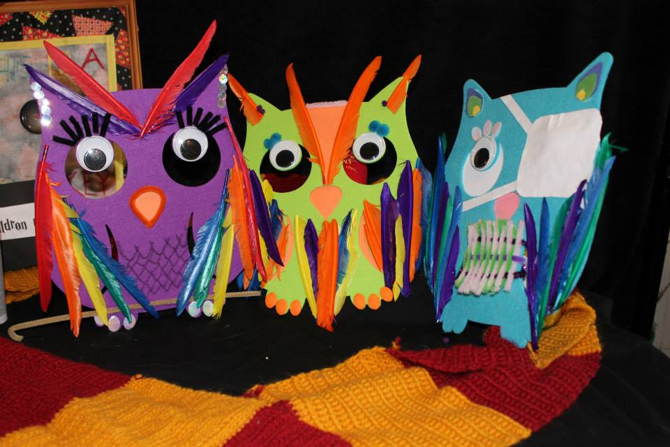 10 Days of Harry Potter: Personalized OwlCraft