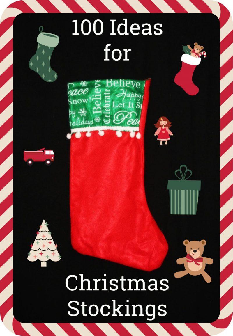 100 Ideas for ChristmasStockings