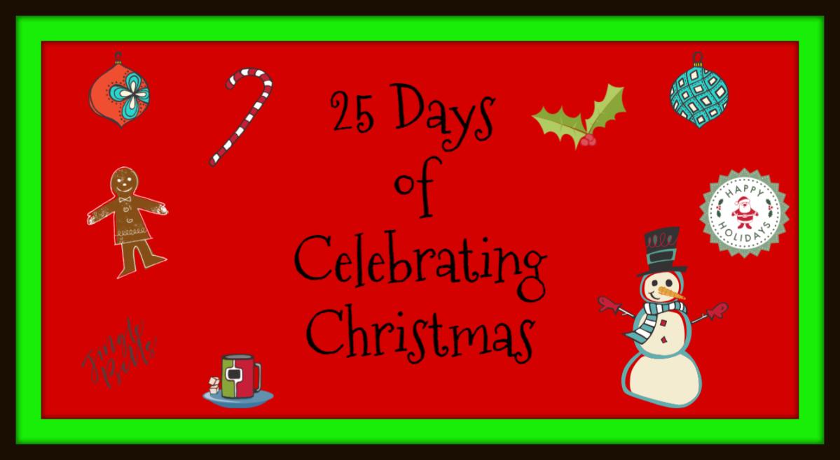 25 Days of CelebratingChristmas