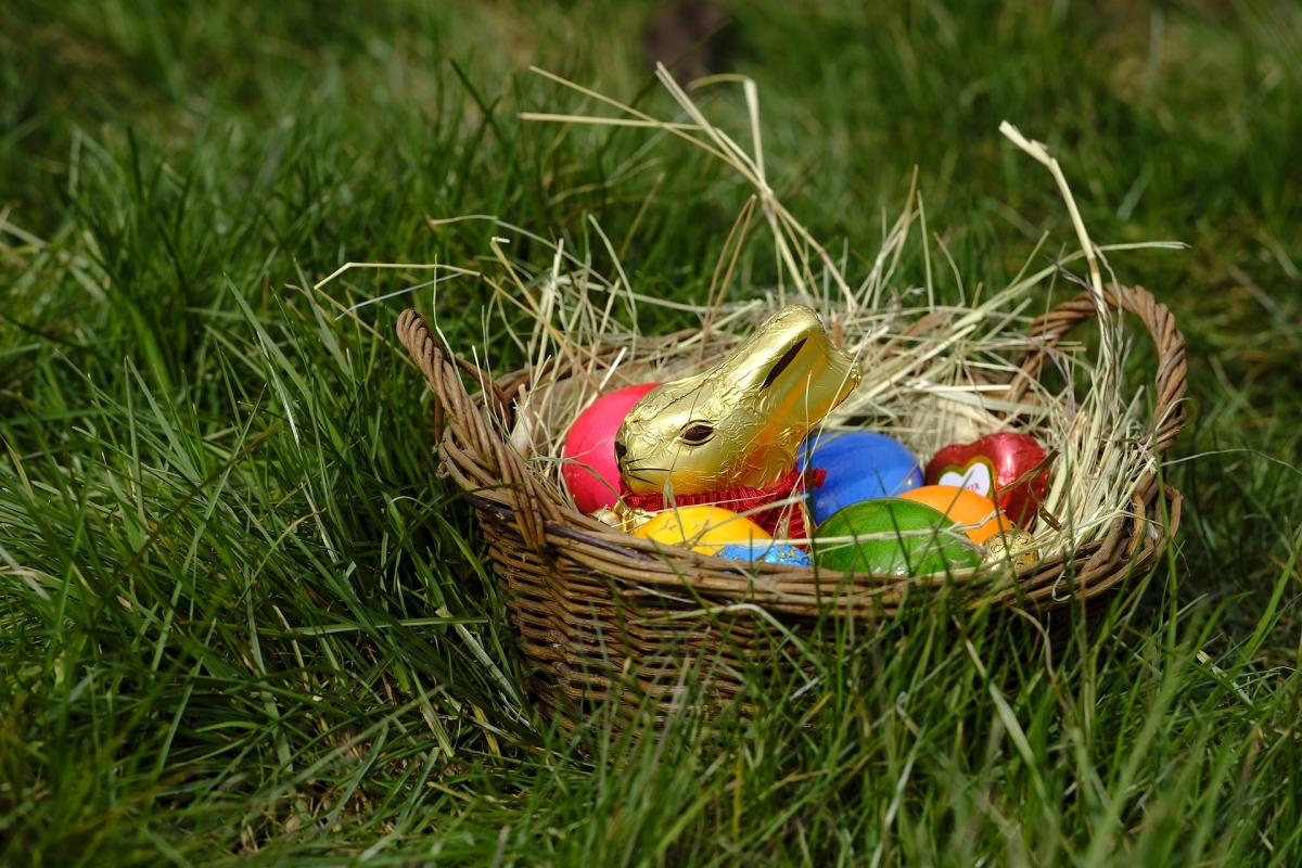 The Extra Easter Basket