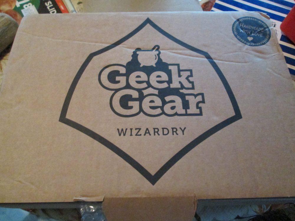 Personal Review: Geek Gear WizardryBox