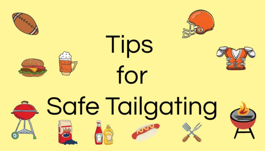Tips for Safe Tailgating