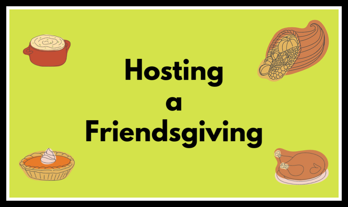 Hosting a Friendsgiving