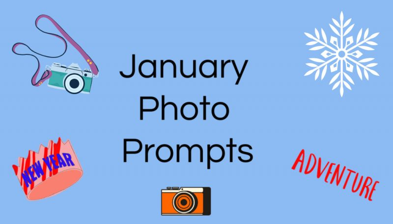 January Photo Prompts