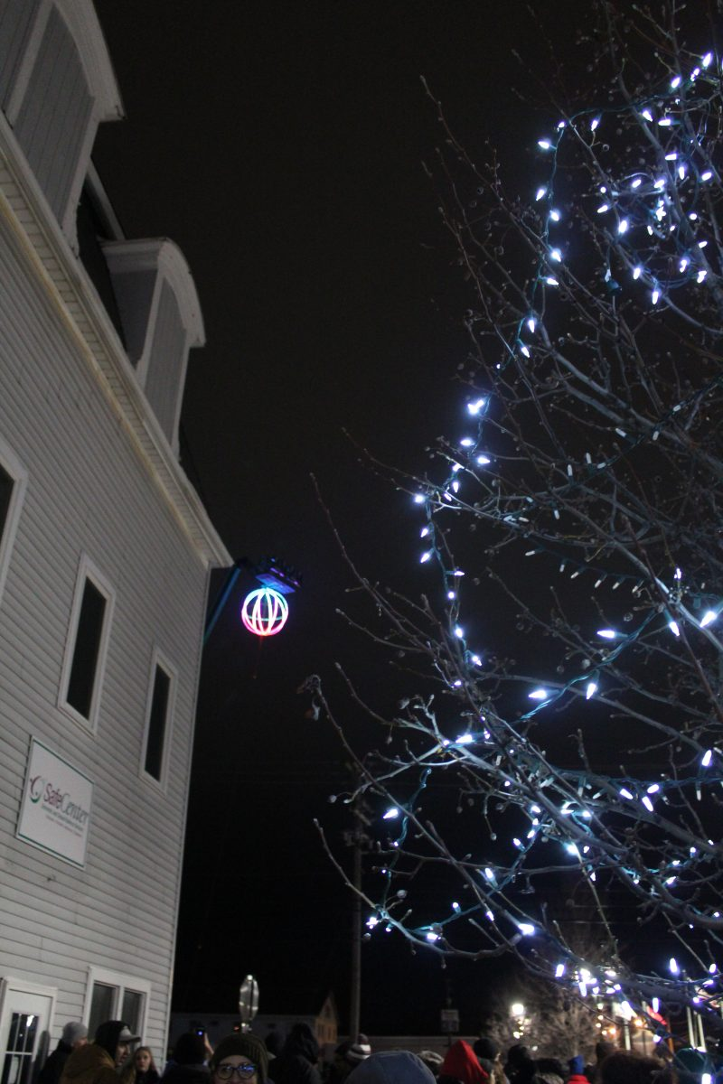 Local Event Review: New Year's Eve Ball Drop in St.Johns