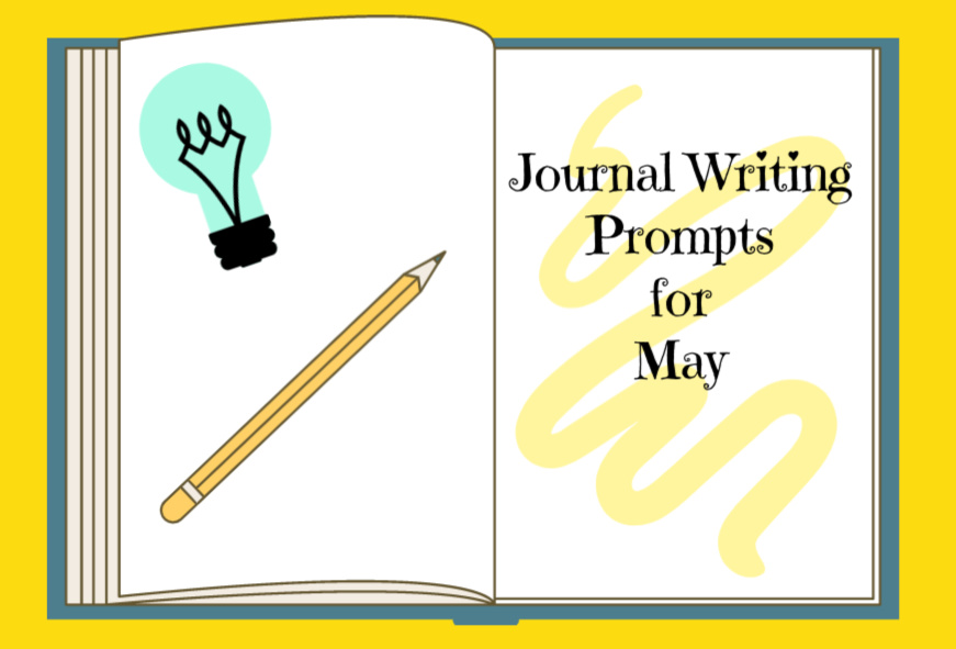 Journal Writing Prompts forMay