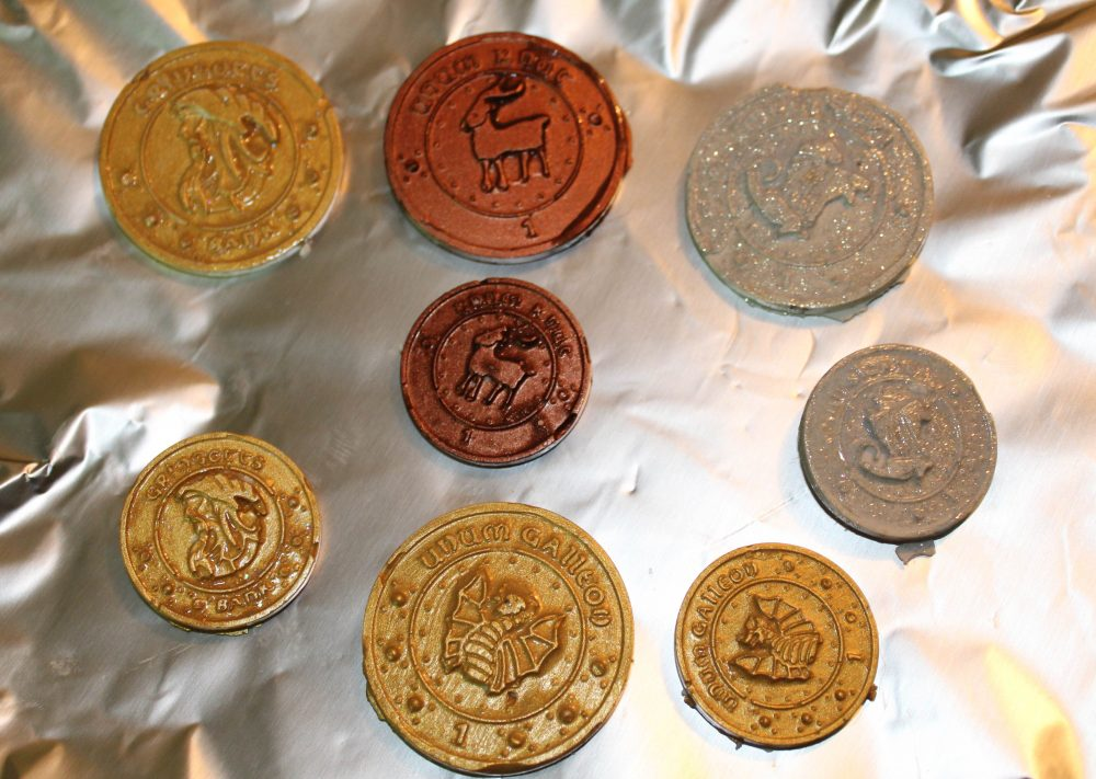 10 Days of Harry Potter: Wizard CoinCraft