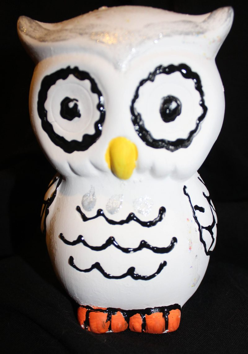 10 Days of Harry Potter: Owl Craft 2