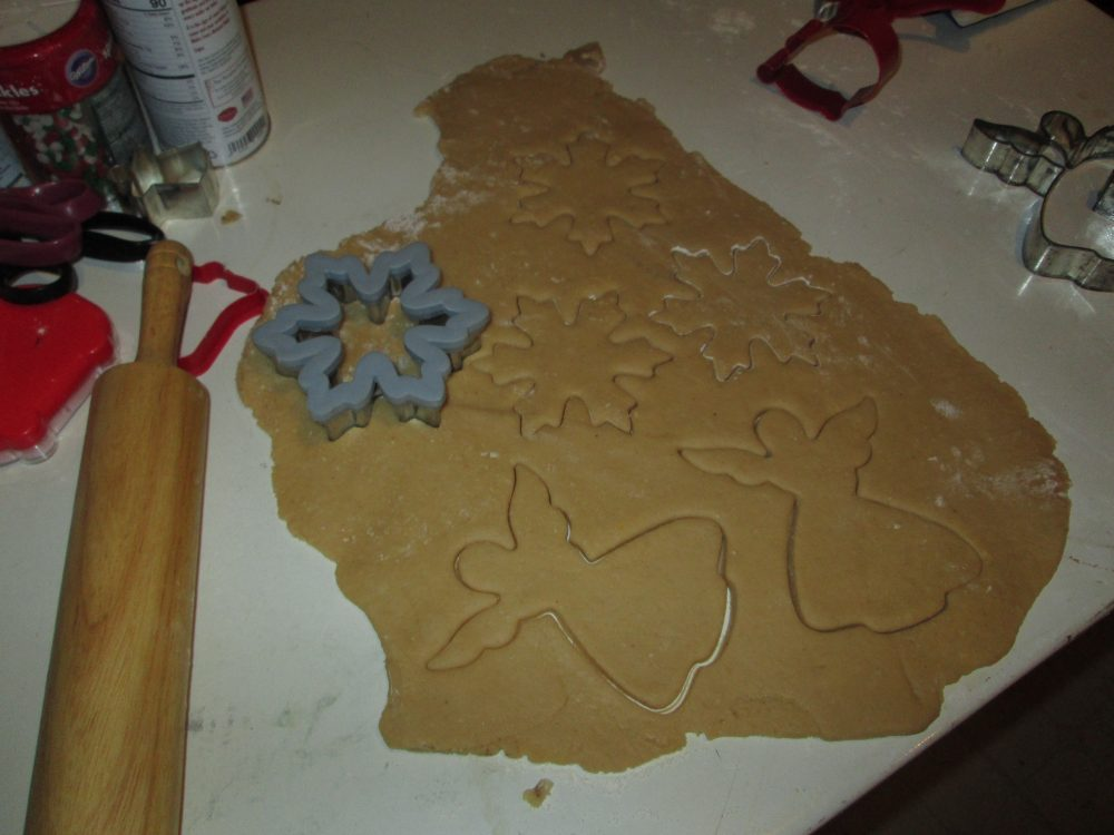 Christmas in July: Make Sugar Cookies