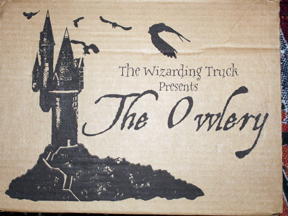 Rebecca Reviewed It: The Wizarding Trunk Lessons Two Box