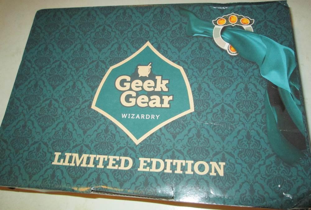 Rebecca Reviewed It: Geek Gear's Professor McGonagallBox