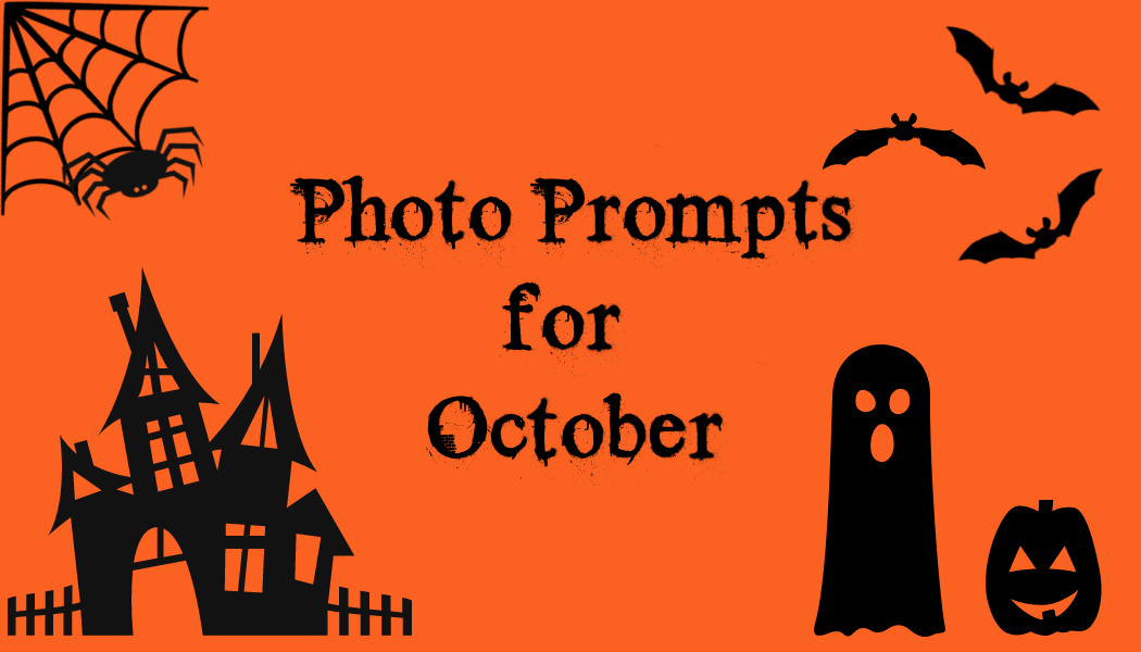 Photo Prompts for October