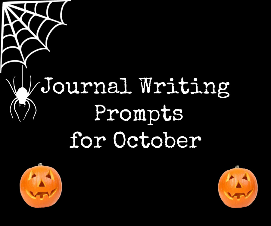 Journal Writing Prompts forOctober