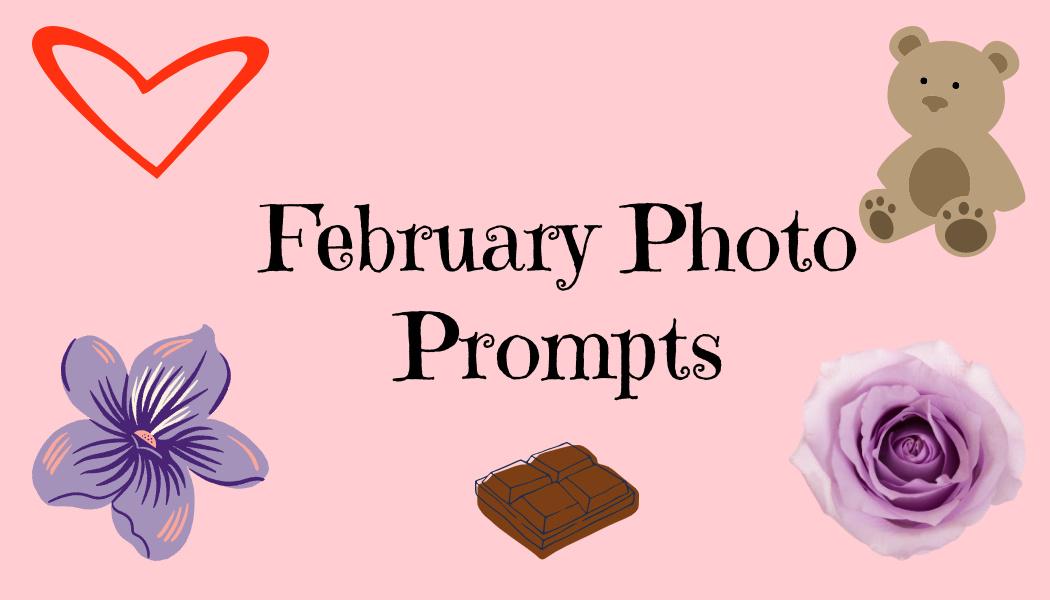 February Photo Prompts