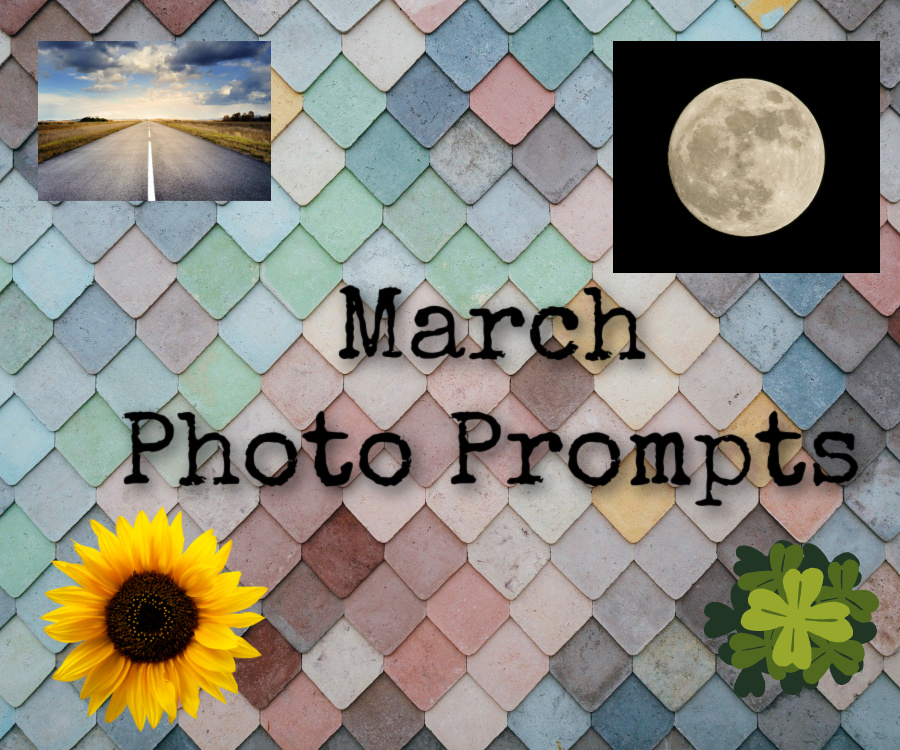 March Photo Prompts