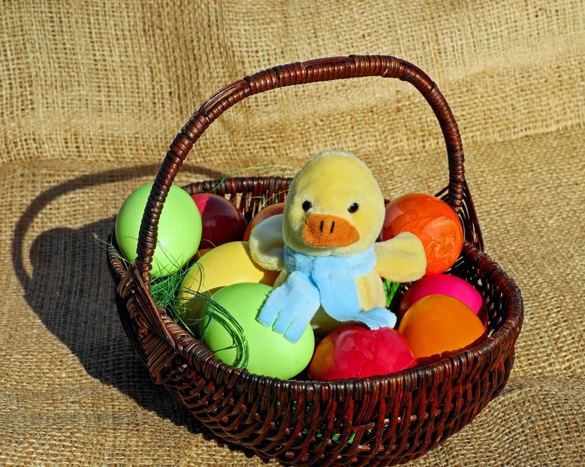 Non-Candy Easter BasketFillers