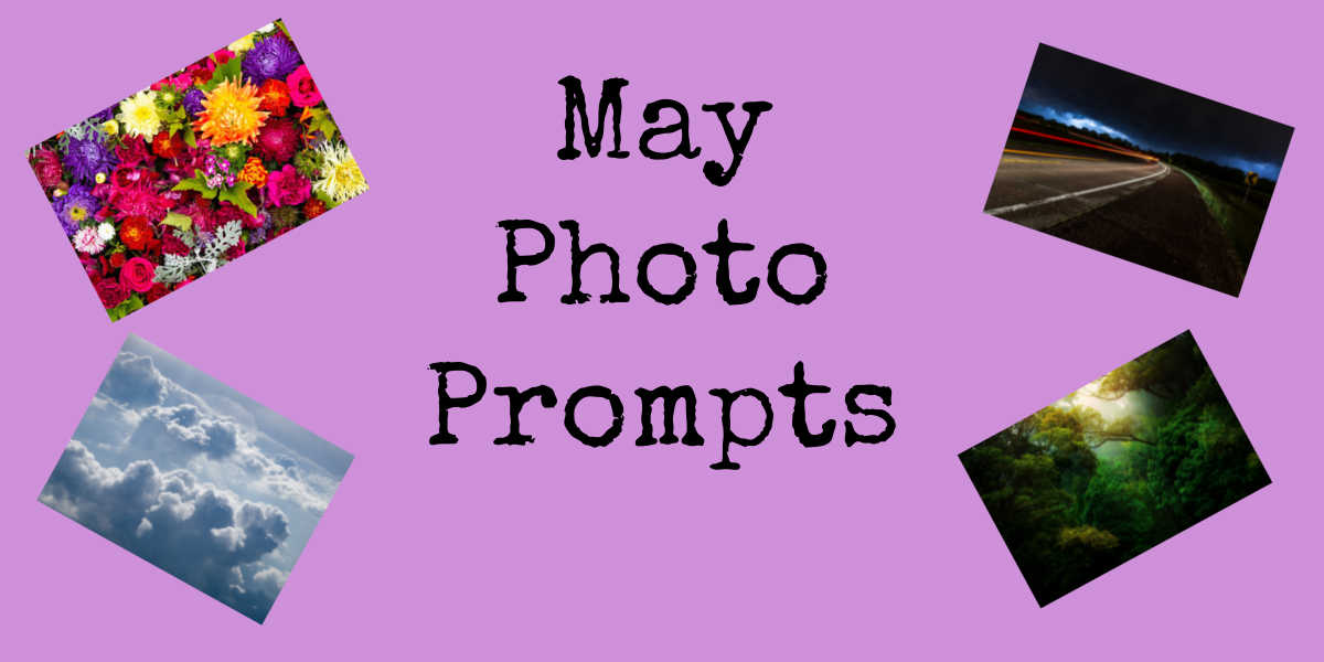 May Photo Prompts