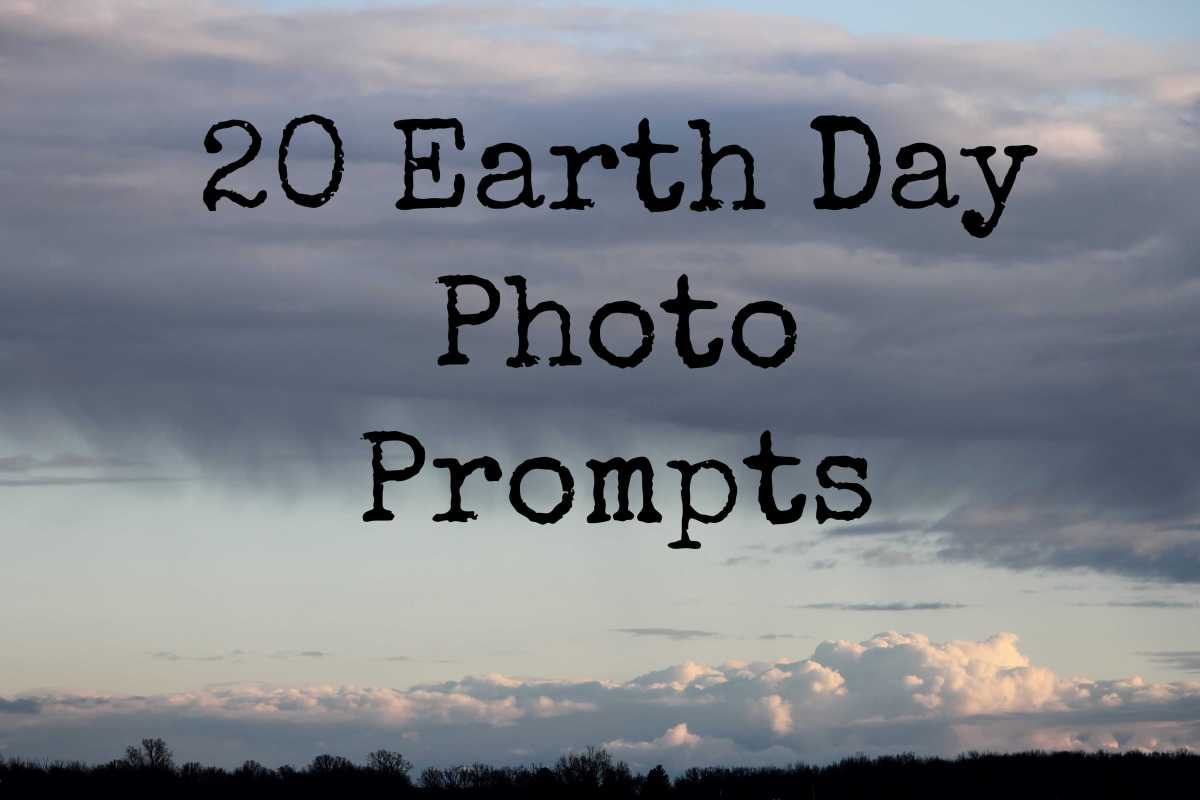 20 Earth Day Photo Prompts