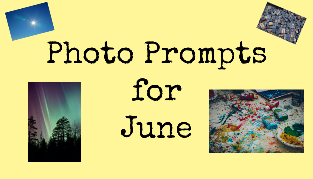 Photo Prompts forJune