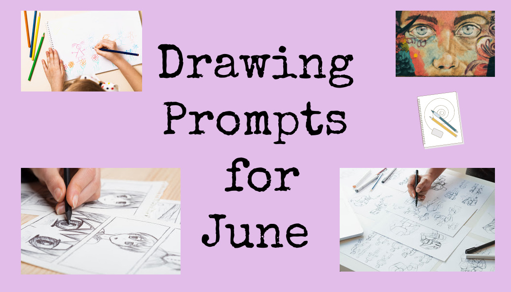 Drawing Prompts forJune