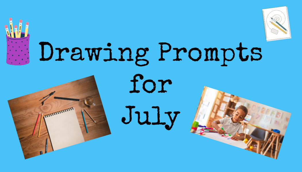 Drawing Prompts forJuly