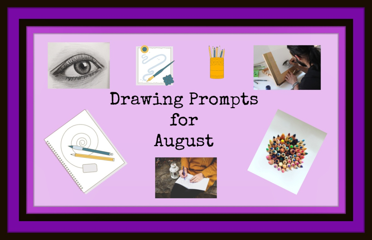 Drawing Prompts forAugust