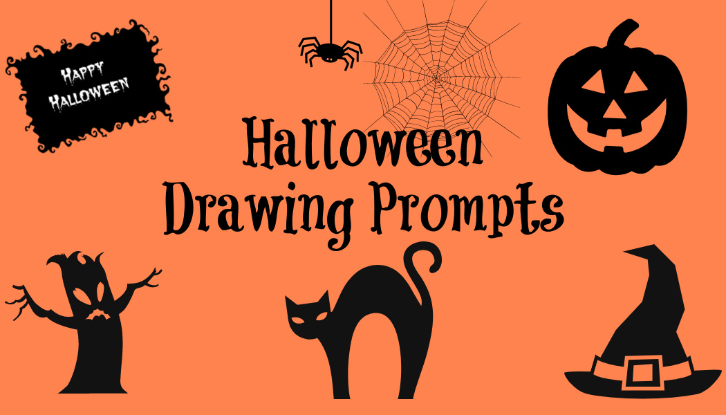 Halloween Drawing Prompts