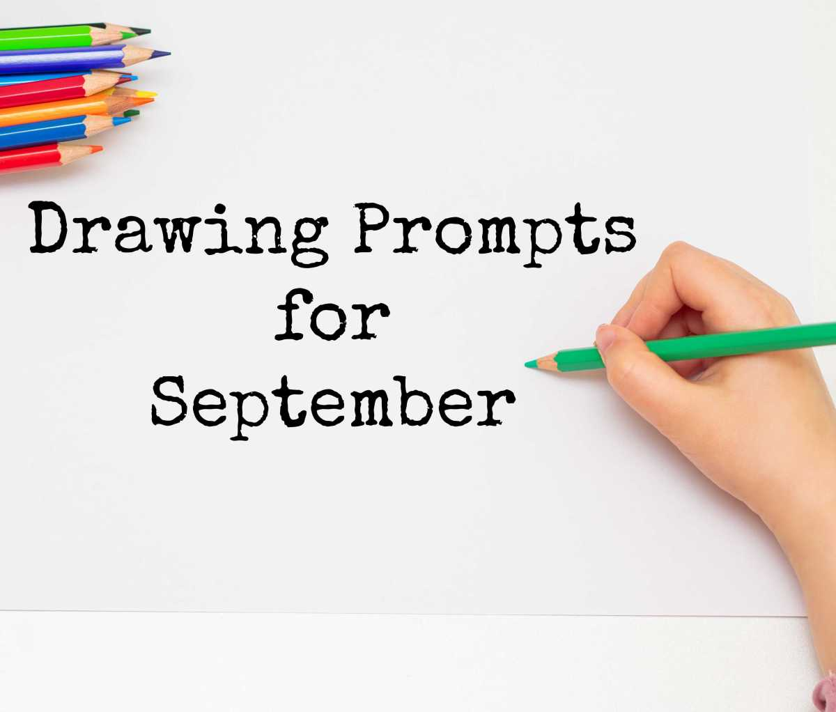 Drawing Prompts forSeptember