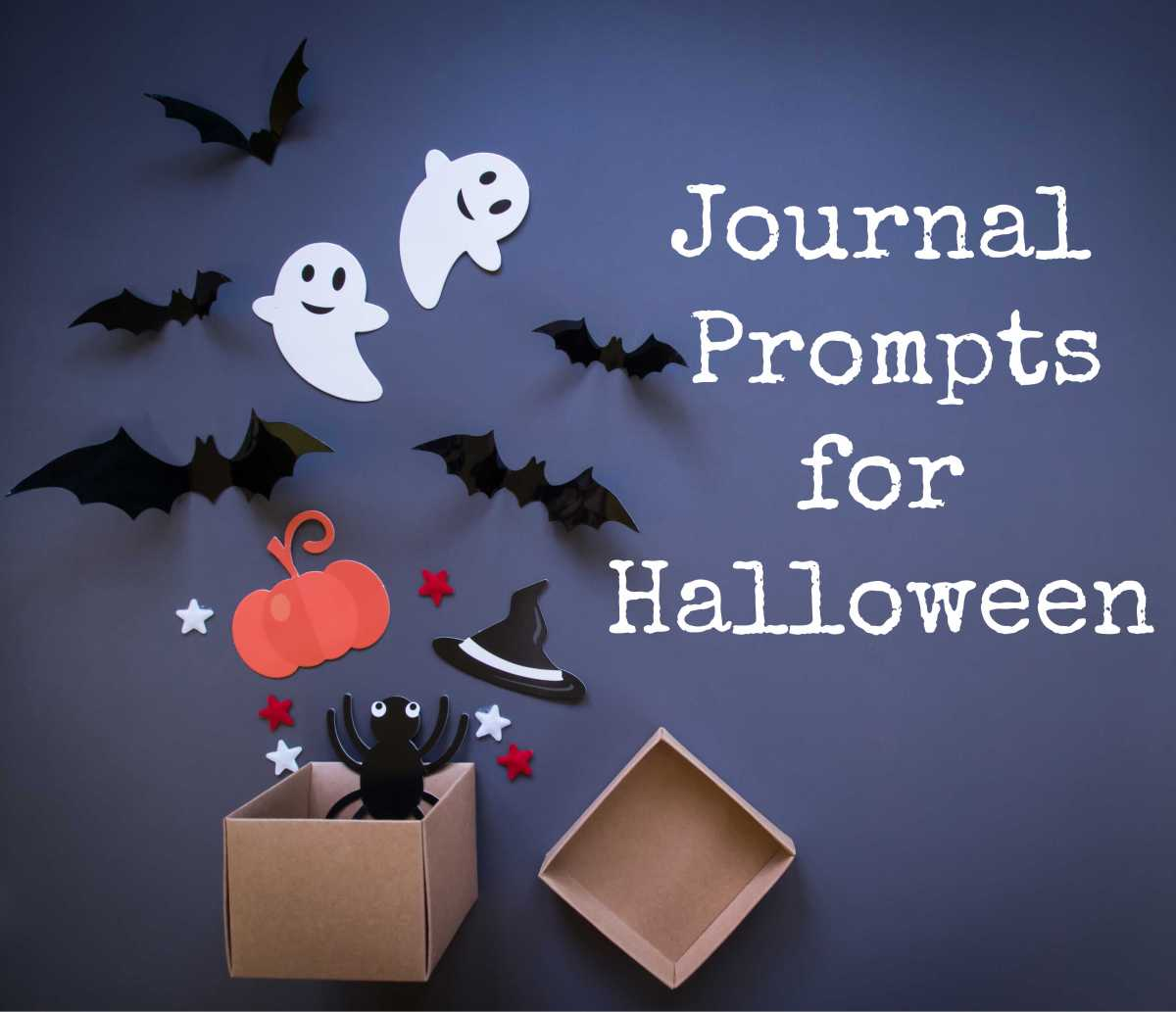 Journal Prompts forHalloween