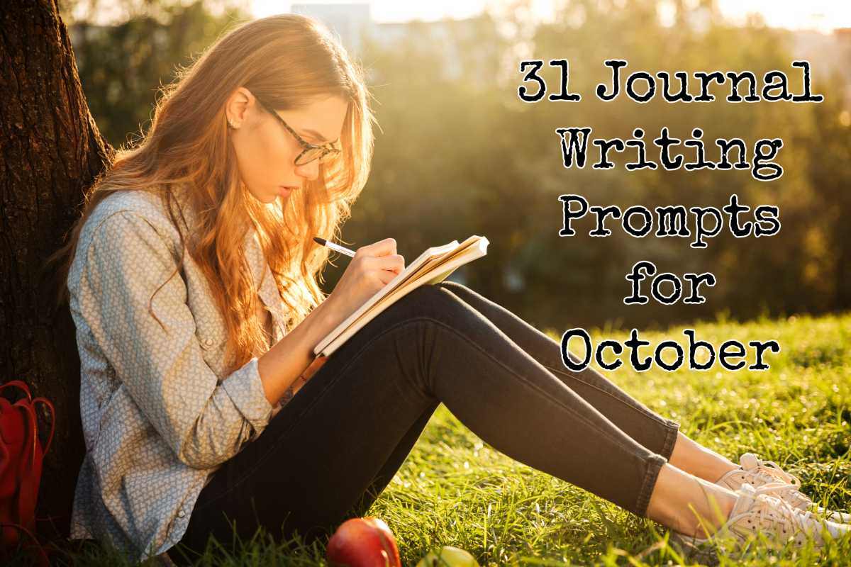 31 Journal Writing Prompts forOctober