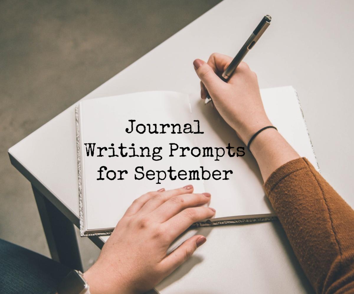 Journal Writing Prompts forSeptember