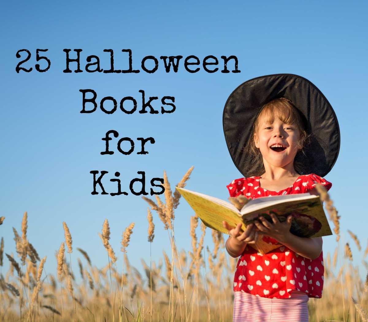 25 Halloween Books forKids